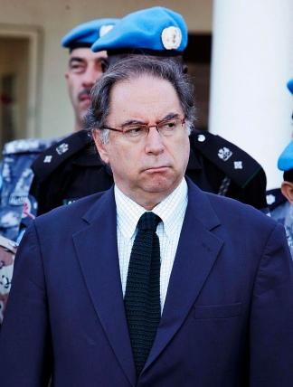 Juan Gabriel Valdés. Foto: AFP