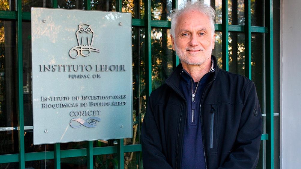 Osvaldo Podhajcer, coordinador del desarrollo de la vacuna CoroVaxG.3, jefe del Laboratorio de Terapia Molecular y Celular del Instituto Leloir e investigador superior del CONICET.