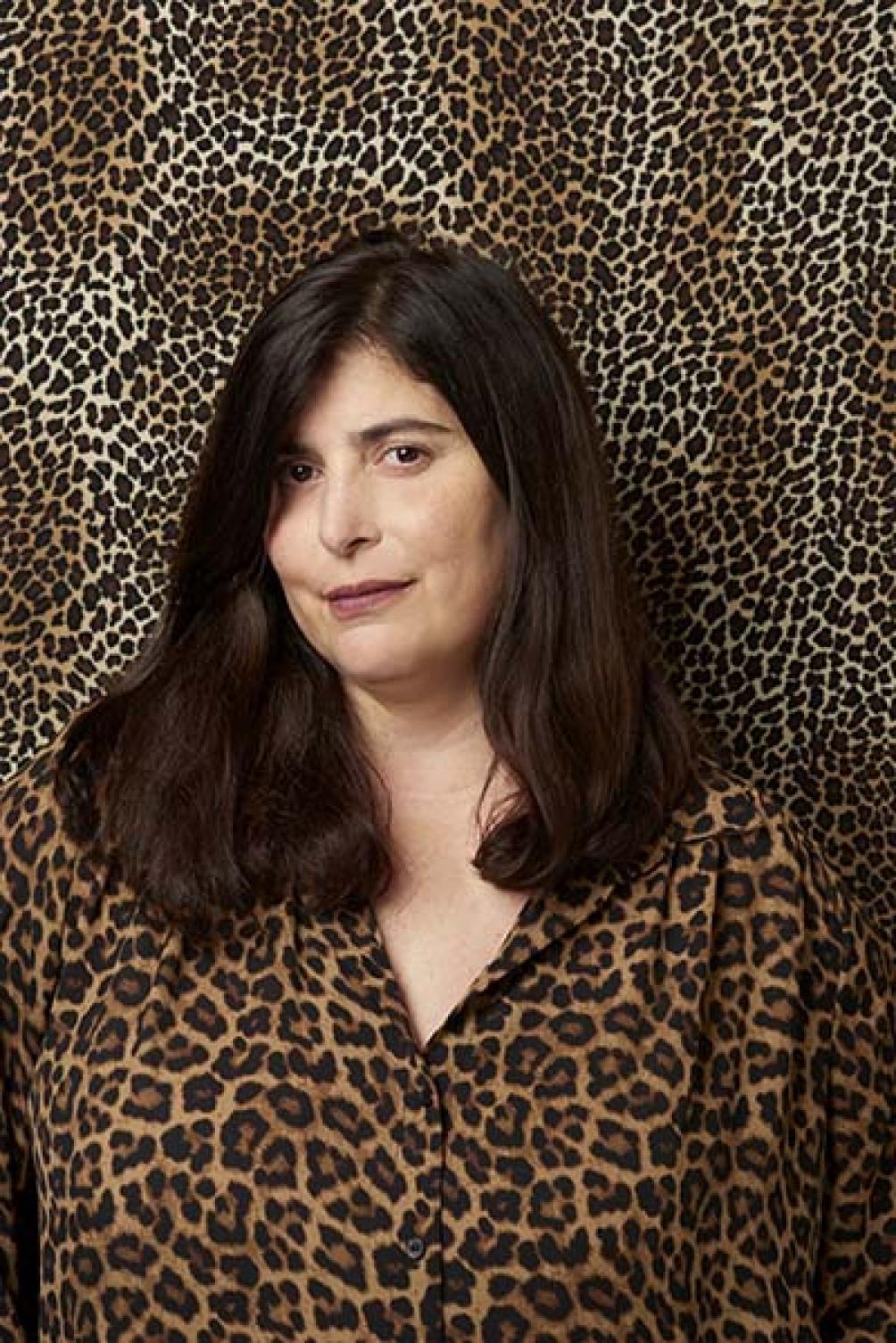 La escritora Ángeles Salvador (1972)