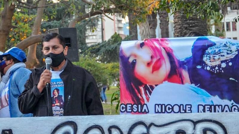 """""""El hecho fue aberrante pero también así de aberrante fue la actuación de la Justicia jujeña"""". Foto: Edgardo Varela."""