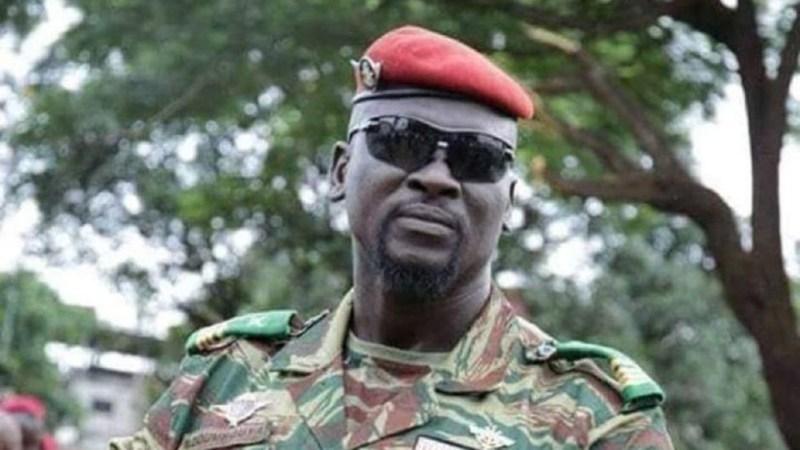 El representante de la ONU mantendrá conversaciones con el líder del CNRD, el teniente coronel Mamady Doumbouya.