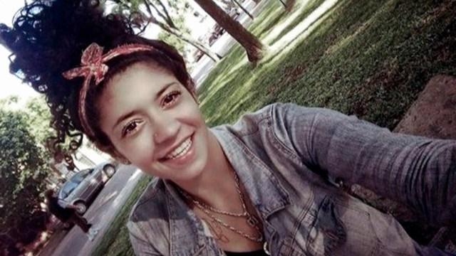 Araceli Fulles, la joven de 22 años que fue hallada asesinada en José León Suarez en 2017.