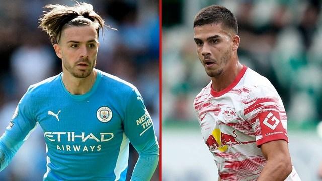 Manchester City y RB Leipzig es otros de los grandes duelos de la Liga de Campeones.