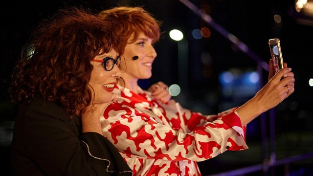 Graciela Borges y Carla Peterson, otras de las grandes figuras de la serie (Foto: Star+)