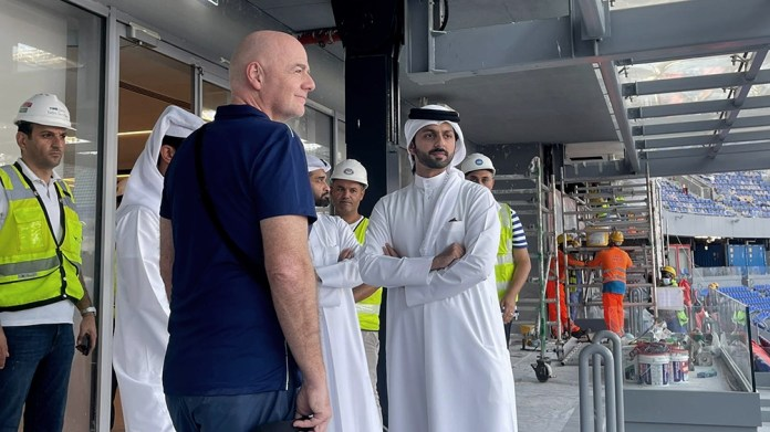 Qatar acelera hacia la Copa del Mundo,