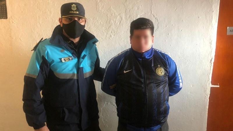 Luis Alberto Ytzcovich declaró ante la fiscal que investiga el crimen del DJ en la zona de Playa Grande.