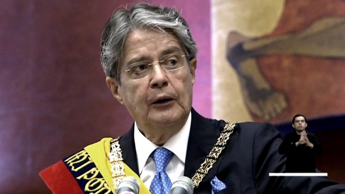 El mandatario ecuatoriano Guillermo Lasso estaría ligado a 14 sociedades offshore, la mayoría radicadas en Panamá.