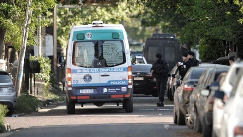 El Grupo Halcón de la Policía bonaerense interviene en el hecho