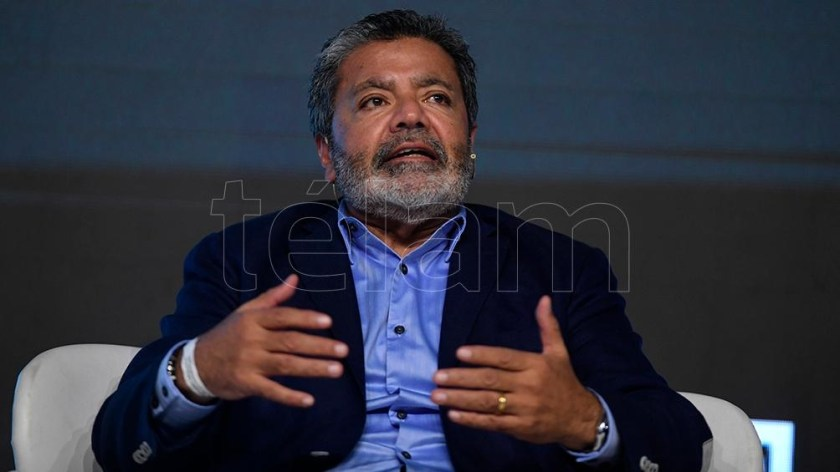 Gerardo Martínez. Foto: Maximiliano Luna.