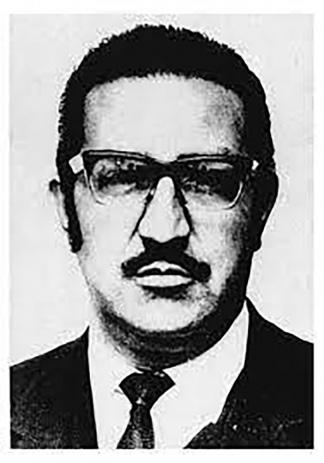 El coronel Roberto Quintanilla.