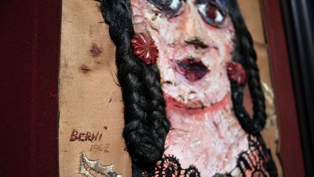 El itinerario alberga una inmensa cantidad de obras de Antonio Berni y recorre sus diferentes períodos. Foto: Camila Godoy