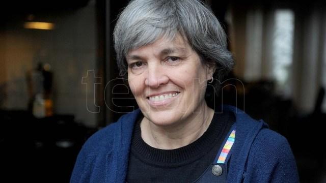 Stelman es una docente de primaria de La Plata.