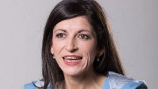 La diputada Fernanda Vallejos.