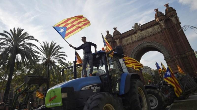 """El objetivo de los procesados era, para el juez, conseguir la independencia de Cataluña """"empleando la violencia en su máxima expresión""""."""