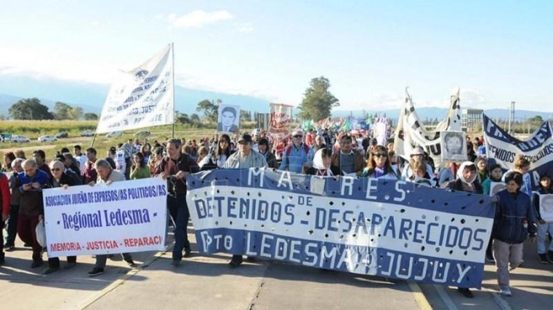 La causa expresa emblemáticamente la asociación cívico-militar en la dictadura iniciada en 1976.