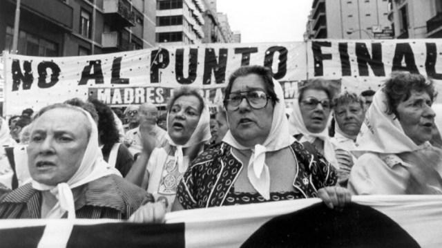 """El secretario de Derechos Humanos escribió: """"Nuestras Madres siguen siendo un faro y ejemplo en el mundo""""."""