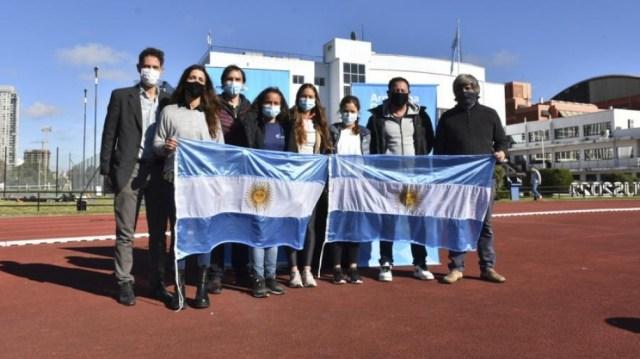 Argentina tendrá en Tokio 174 atletas.