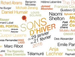TÉLAMURÉ AU FESTIVAL SONS D'HIVER #25