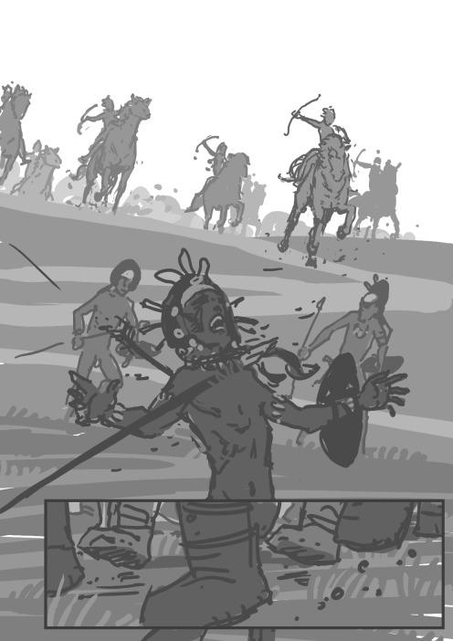 Crossroads Battle #1