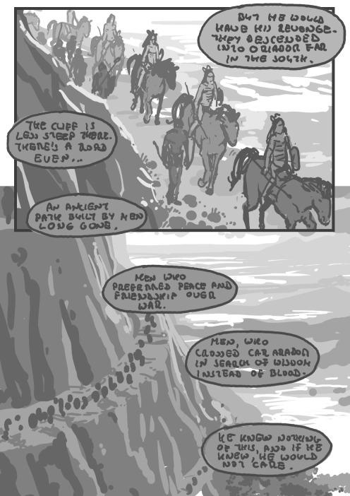 Descending into Oriador #3