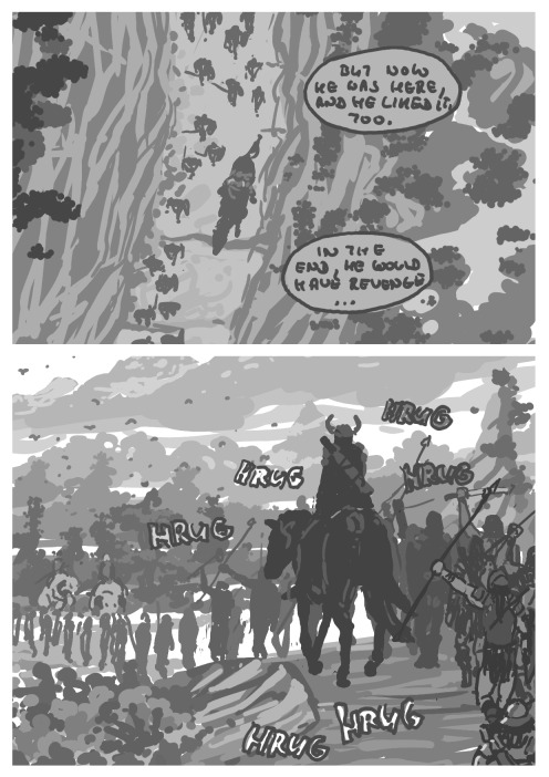Descending into Oriador #7