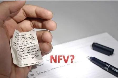 NFV Mindmap