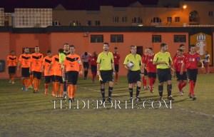 LAS HUESAS 0 VS VALLINAMAR 0 TEM 14- 15