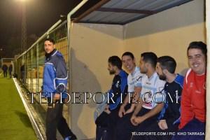 equipos telndeses CHALANA- SAN GREGORIO