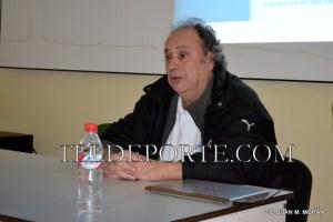 ESTEBAN HERNÁNDEZ GALVÁN PRESIDENTE DEL COMITÉ TÉCNICO DE ÁRBITROS DE LAS PALMAS