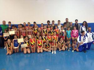 Participantes Campeonato de Promoción Base y Open