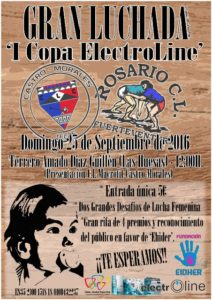 CARTEL I COPA ELECTROLINE