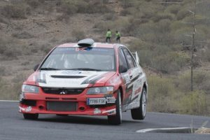 III Rallysprint La Gomera