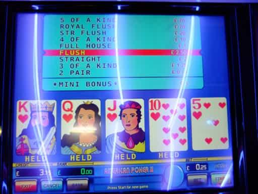 オンラインカジノのビデオポーカーを体験しよう