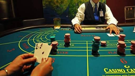 バカラの配当や賭け方について