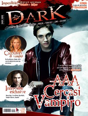 E' in edicola il quinto numero di Dark Magazine