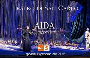Aida di Giuseppe Verdi, dal Teatro San Carlo di Napoli su Rai 5 11