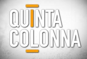Quinta colonna, Silvio Berlusconi ospite della puntata del 19 maggio 2014 6