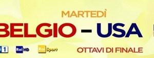 Mondiali 2014, Belgio-USA per gli ultimi ottavi di finale 6