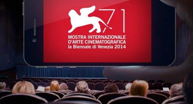 Rai Movie tv ufficiale del Festival di Venezia 1
