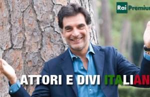 attori e divi italiani