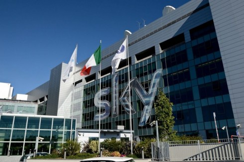 sky canale 8