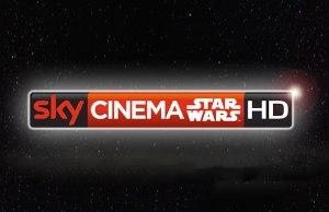 sky cinema, star wars
