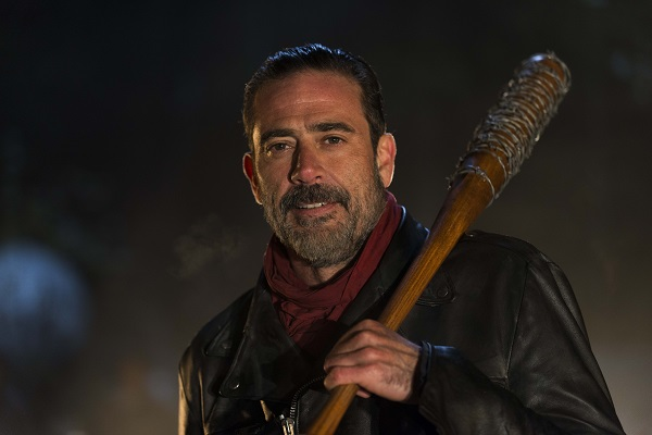 The Walking Dead 7: la prima immagine ufficiale di Negan!