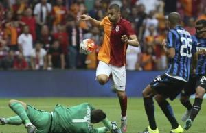 Galatasaray-Inter, sport in tv