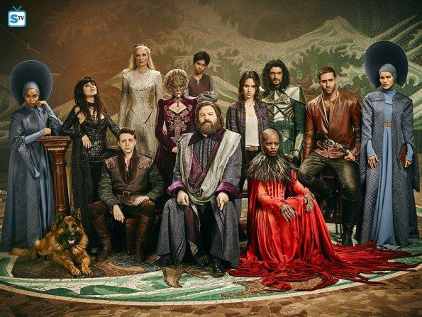 Emerald city, nuovi promo e foto promozionali del cast della nuova serie NBC [Video e foto]
