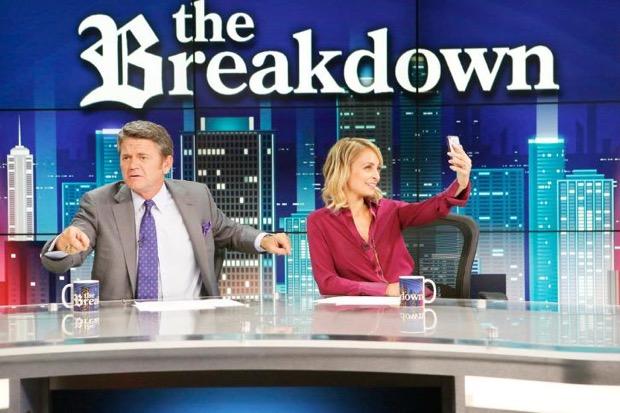 Great News, la nuova comedy di NBC prodotta da Tina Fey dal 25 aprile: ecco le prime foto
