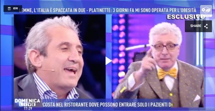 """Alberico Lemme:""""Silvio Berlusconi è stato un mio cadetto!"""""""