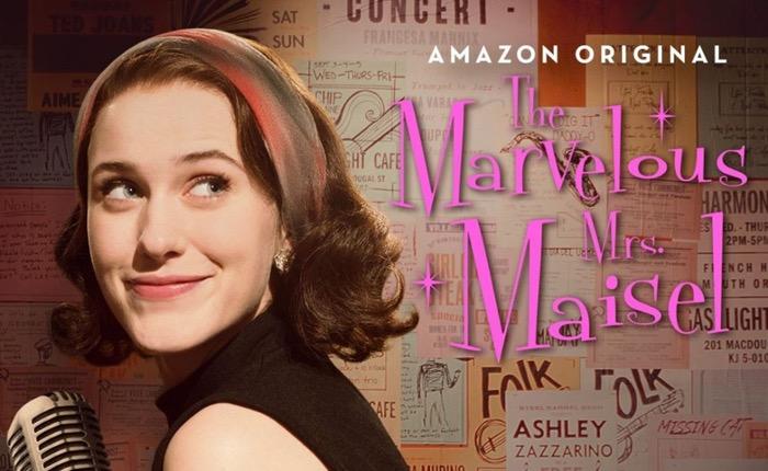 The Marvelous Mrs. Maisel: ordinate due stagioni da Amazon per la serie di Amy Sherman-Palladino