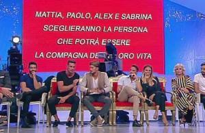 uomini-e-donne-niccolò-sabrina-classico