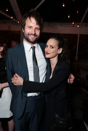 Ross Duffer, Creator/Writer/Director/Executive Producer, and Winona Ryder
